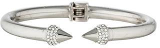 Vita Fede Titan Crystal Cuff $225 thestylecure.com