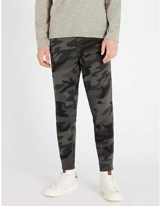 Polo Ralph Lauren Regular-fit camouflage-print cotton-jersey jogging bottoms