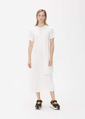 MM6 MAISON MARGIELA Short Sleeve Front Panel Dress