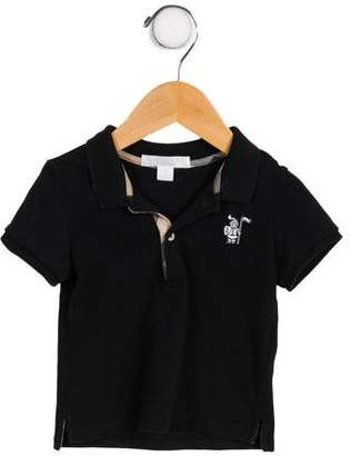 Burberry Boys' Collared Polo Shirt