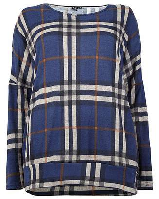 Fantasie Izabel London Curve Check Print Top
