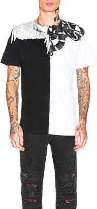 Marcelo Burlon County of Milan Snake Wing Tee