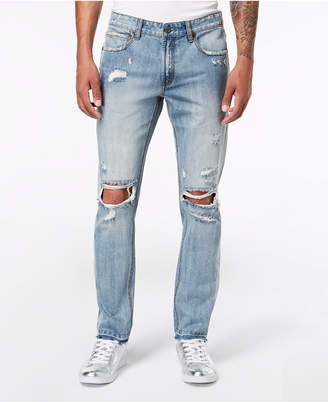 INC International Concepts I.n.c. Men Ripped Skinny Jeans