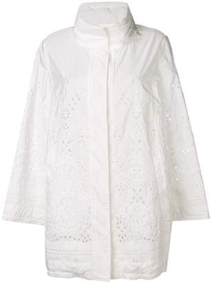 Ermanno Scervino broderie anglaise jacket