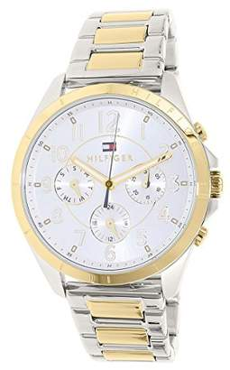Tommy Hilfiger Women's Sport' Quartz Two-Tone and Stainless Steel Casual Watch