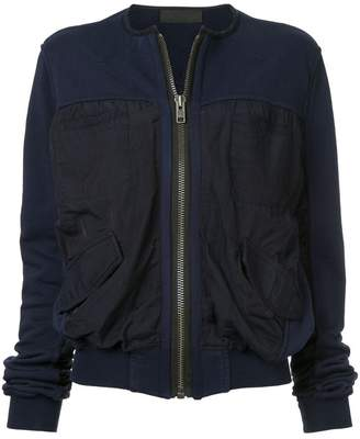 Haider Ackermann Perth bomber jacket