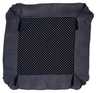 Givenchy Polka Dot Silk Scarf