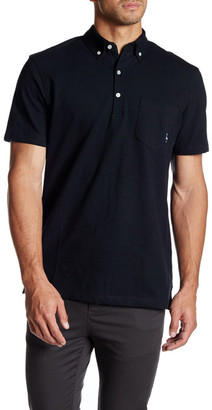 TailorByrd Button-Down Collar Classic Trim Fit Polo $69.50 thestylecure.com