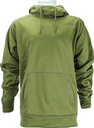 The North Face Men's Advection Hoodie Fleece Jacket THEM-ADVECTIONHOOD-BURNTOLI225.2X