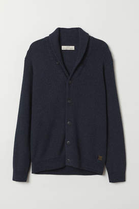 H&M Knit Cardigan - Blue