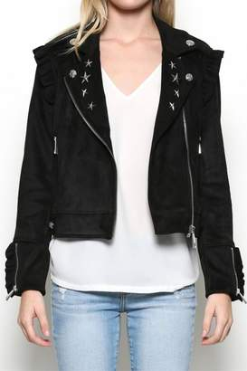 Moto jenn & jo Star Jacket