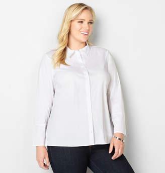 Avenue Flutter Sleeve Shirt