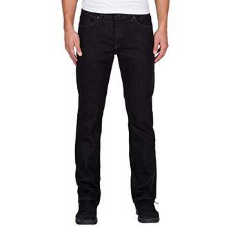 Volcom Men's Solver Stretch Denim Jean