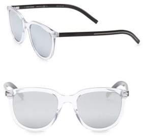 Christian Dior 51MM Transparent Square Sunglasses