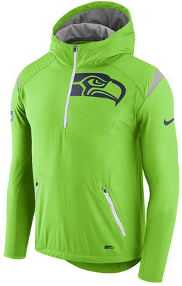 Nike Men's Seattle Seahawks Lightweight Fly Rush Jacket