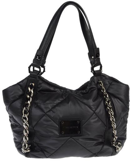Balmain PIERRE Medium leather bag