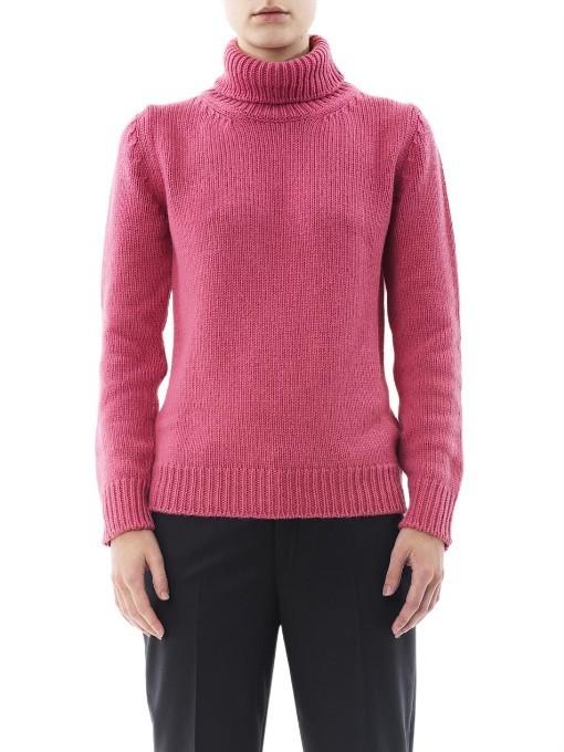Jil Sander Cashmere high-neck sweater