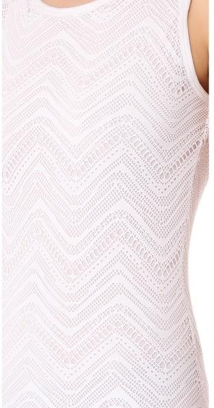 Twenty Lace Tank Dress