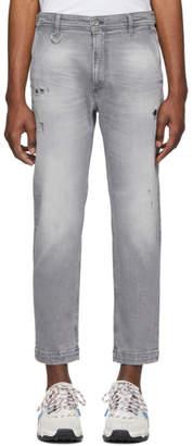 Diesel Grey Madox Jeans