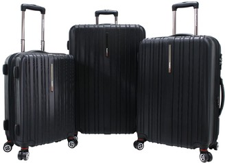 Traveler's Choice Travelers Choice Tasmania 3-Piece Luggage Set