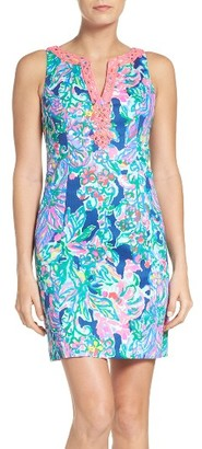 Women's Lilly Pulitzer Ryder Shift Dress $198 thestylecure.com