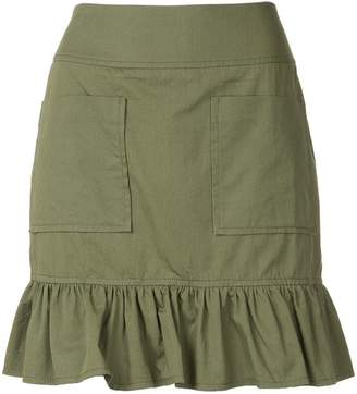 Matin high waisted mini skirt