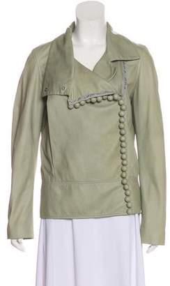 Maison Margiela Lightweight Leather Jacket