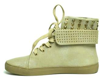Cape Robbin High-Top Fashion Sneaker