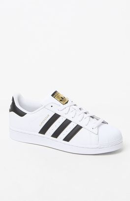 adidas Superstar Black & White Women's Sneaker $80 thestylecure.com