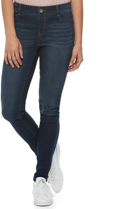 Juicy Couture Women's Flaunt It Midrise Pull-On Jegging