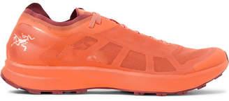 Arc'teryx Norvan Sl Rubber-Trimmed Mesh Running Sneakers
