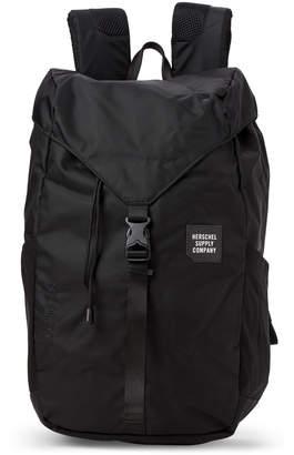 Herschel Black Barlow Laptop Backpack