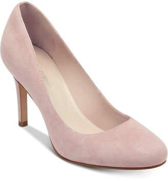 Marc Fisher Chris Round-Toe Pumps Women Shoes