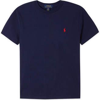 Ralph Lauren Logo cotton t-shirt 6-14 years