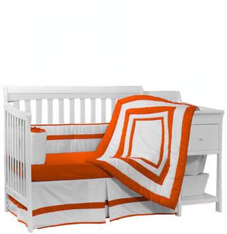 Baby Doll Bedding BabyDoll Bedding 4 Piece Crib Bedding Set
