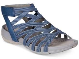 Bare Traps Sammie Rebound TechnologyTM Strappy Wedge Sandals