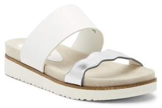 Kensie Digby Zigzag Slide Sandal