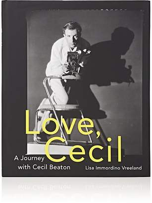 Abrams Books Love, Cecil: A Journey With Cecil Beaton