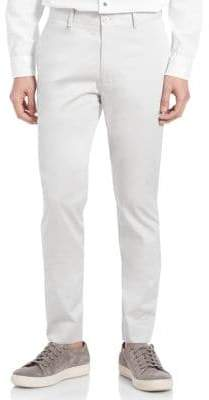 Vince Cotton Sateen Chinos