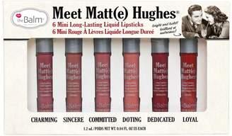 TheBalm Meet Matt(e) Hughes Liquid Lipstick Set - Limited Edition