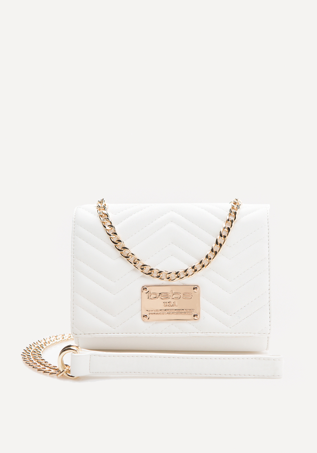 Kylie Quilted Crossbody Bag