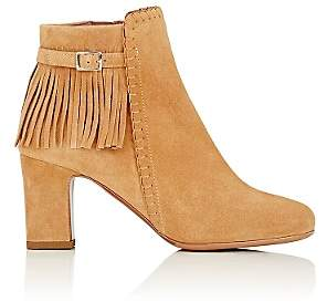 Tabitha Simmons WOMEN'S SURREY ANKLE BOOTS - CAMEL SIZE 10.5