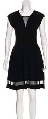 Thakoon Wool A-line Dress