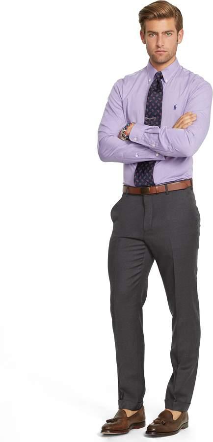 Ralph Lauren Slim Fit Wool Twill Trouser