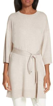 Eileen Fisher Tencel(R) Lyocell Blend Tunic