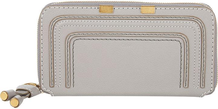 Chloé Chloé Women's Marcie Zip-Around Wallet