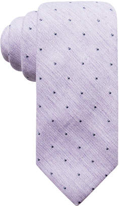 Ryan Seacrest Distinction Men's Lolan Dot Slim Tie, Created for Macy's