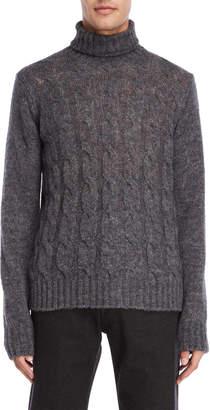 Armani Jeans Regular Fit Turtleneck Sweater
