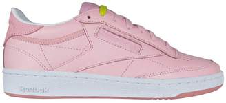 Reebok Classic Club C 85 Face Womens Trainers Sneakers (UK 4.5 US 7 EU 37.5, )