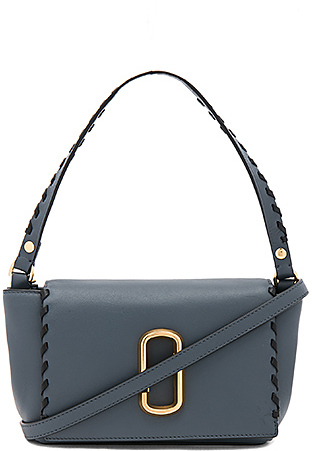 Marc Jacobs Noho Crossbody in Charcoal.